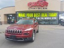 Used 2016 Jeep Cherokee Limited 4X4 PANO ROOF NAVI LEATHER LUXURY for sale in Scarborough, ON
