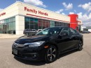 Used 2016 Honda Civic Touring for sale in Brampton, ON