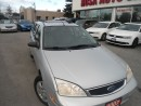 Used 2007 Ford Focus 5dr Wgn SE AUTO LOW KM SUNROOF PL  A/C NO ACCIDENT for sale in Oakville, ON