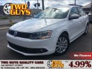 Used 2013 Volkswagen Jetta COMFORTLINE | SUNROOF | HTD SEAT| ALLOYS | for sale in St Catharines, ON