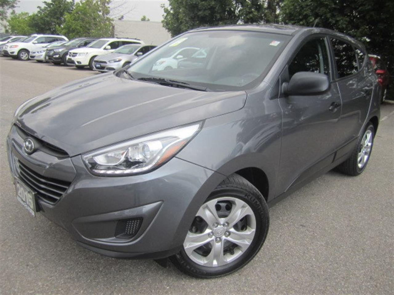 Photo of Dark Grey 2015 Hyundai Tucson