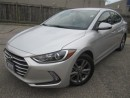 Used 2017 Hyundai Elantra GL-Super low mileage-Like new for sale in Mississauga, ON