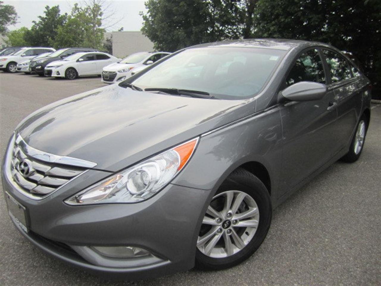 Photo of Dark Grey 2013 Hyundai Sonata