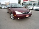 Used 2006 Ford Focus 4dr Sdn ZX4 SES AUTO LEATHER SUNROOF ALLOY TRACTIO for sale in Oakville, ON