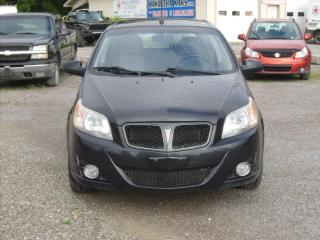 Used 2009 Pontiac Wave G3 for sale in Fenelon Falls, ON