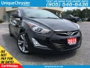 Used 2015 Hyundai Elantra Limited | BACK UP CAM | TOUCHSCREEN | HANDS FREE | for sale in Burlington, ON