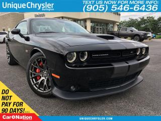 Used 2016 Dodge Challenger SRT 392 | PWR SUNROOF | OPPEN SUNDAY | for sale in Burlington, ON