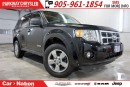 Used 2008 Ford Escape XLT 3.0L| AWD| LEATHER| SUNROOF| HEATED SEATS for sale in Mississauga, ON