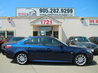 Used 2008 BMW 535 I M Sport Package, Twin Turbo, WE APPROVE ALL CREDIT for sale in Mississauga, ON