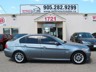 Used 2011 BMW 323i Sunroof, Leather, WE APPROVE ALL CREDIT for sale in Mississauga, ON