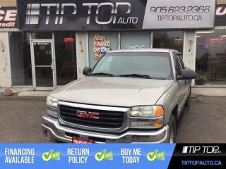 Used 2003 GMC Sierra 1500 SLE ** LOW KMS, Z71, 4X4, Bose Stereo ** for sale in Bowmanville, ON