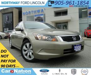 Used 2008 Honda Accord EX-L | NAVI | SUNROOF | LOW KM'S | LIKE NEW | for sale in Brantford, ON