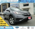 Used 2015 Honda CR-V LX | REAR CAM | HEATED SEATS | AWD | for sale in Brantford, ON