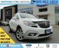 Used 2013 Buick Encore | HEATED LEATHER | REAR CAM | SUN ROOF | for sale in Brantford, ON