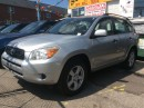 Used 2008 Toyota RAV4 RARE 4WD 7 Passenger Low KM 144K w/ All Power Opts for sale in Scarborough, ON