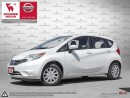 Used 2015 Nissan Versa Note SV Hatchback for sale in Etobicoke, ON