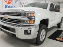 Used 2017 Chevrolet Silverado 2500HD LT 2500HD 6.0L V8 trailer brake, power drivers seat. Let's get you in this today! for sale in Edmonton, AB
