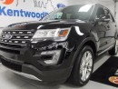 Used 2016 Ford Explorer XLT3.5L V6 4WD, NAV, heated leather seats, power liftgate! for sale in Edmonton, AB