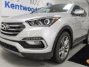 Used 2017 Hyundai Santa Fe Sport 2.0T Limited AWD twin panel sunroof, back up cam, heated seats!!! Crazy Cozy! for sale in Edmonton, AB