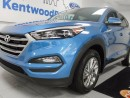 Used 2017 Hyundai Tucson Premium AWD with heated seats and steering wheel, and a back up cam! Drive in luxury. for sale in Edmonton, AB