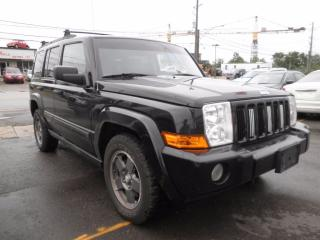 Used 2006 Jeep Commander Limited  for sale in Brampton, ON