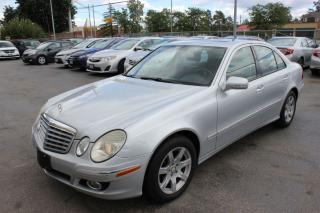 Used 2008 Mercedes-Benz E-Class 3.0L BlueTEC for sale in Brampton, ON