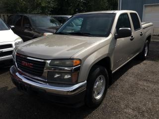 Used 2004 GMC Canyon SLE  Z85  CREW for sale in Belmont, ON