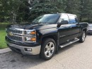Used 2014 Chevrolet Silverado 1500 LT  CREW  4X4 for sale in Belmont, ON
