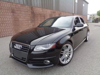 Used 2011 Audi A4 ***SOLD*** for sale in Etobicoke, ON