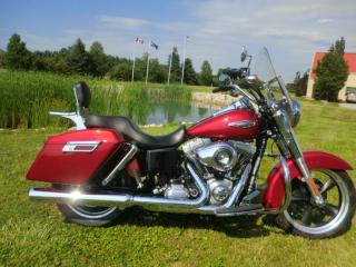 Used 2012 Harley-Davidson Switchback DYNA FLD103 SWITCHBACK for sale in Blenheim, ON
