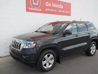 Used 2012 Jeep Grand Cherokee Laredo V8 HEMI LEATHER! for sale in Edmonton, AB