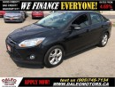 Used 2013 Ford Focus SE | BLUETOOTH | HEATED SEATS & MIRRORS for sale in Hamilton, ON