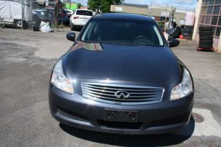Used 2009 Infiniti G37 for sale in Ottawa, ON