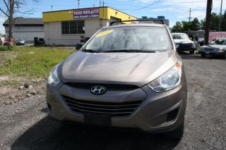Used 2012 Hyundai Tucson GL for sale in Ottawa, ON