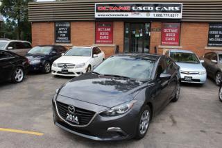 Used 2014 Mazda MAZDA3 GX-SKY for sale in Scarborough, ON