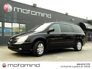 Used 2008 Kia Sedona EX W/LUXURY PKG for sale in Coquitlam, BC
