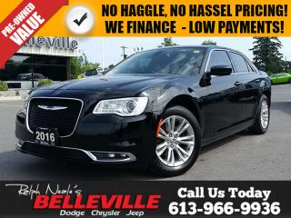 Used 2016 Chrysler 300 Tourings-Sunroof-Remote Start for sale in Belleville, ON