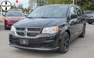 Used 2014 Dodge Grand Caravan SE/SXT for sale in Surrey, BC