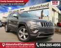 Used 2015 Jeep Grand Cherokee Limited 5.7L V8 Engine! for sale in Abbotsford, BC