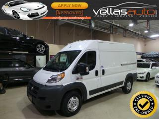 Used 2016 RAM 2500 ProMaster High Roof HIGH ROOF| 136WB| 3PASSENGER for sale in Woodbridge, ON