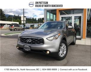 Used 2010 Infiniti FX35 Only 53,400 Km! for sale in North Vancouver, BC