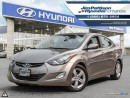 Used 2013 Hyundai Elantra GLS for sale in Surrey, BC