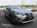 Used 2017 Lexus CT 200h F Sport Series 1 for sale in Richmond, BC
