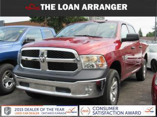 Used 2015 Dodge Ram 1500 Tradesmen  Crew for sale in Barrie, ON