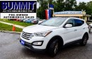 Used 2014 Hyundai Santa Fe Sport Luxury | AWD | CAR-PROOF CLEAN | PANORAMIC ROOF for sale in Richmond Hill, ON
