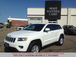 Used 2016 Jeep Grand Cherokee Laredo | 3.6L 4X4 | TOUCHSCREEN for sale in Kitchener, ON