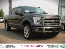 Used 2016 Ford F-150 Limited 4x4 SuperCrew - Local One Owner Trade In | No Accidents | 2 Tone Leather Interior | Heated/Cooled Front Seats | Heated Rear Seats | Dual Zone Climate Control with AC | Panoramic Sunroof | Power Tailgate | Navigation | Surround Camera System | Park for sale in Edmonton, AB