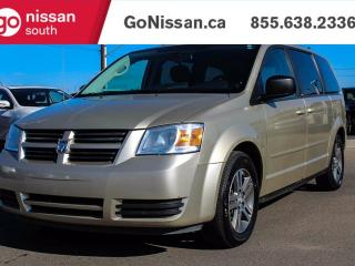 Used 2010 Dodge Grand Caravan DVD, THREE ZONE TEMPERATURE CONTROL, STOW AND GO!! for sale in Edmonton, AB