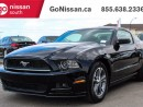 Used 2014 Ford Mustang AUTO, AIR, GREAT SHAPE!! for sale in Edmonton, AB