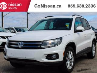 Used 2012 Volkswagen Tiguan LEATHER, PANORAMIC SUNROOF, HEATED SEATS for sale in Edmonton, AB
